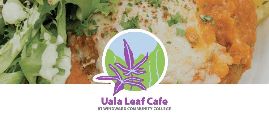 Uala Leaf Cafe banner