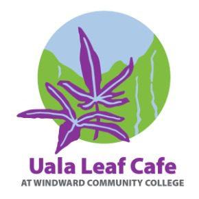 Uala Leaf Cafe at Windward Community College