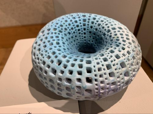 #142 by Christopher Edwards; Ceramic
