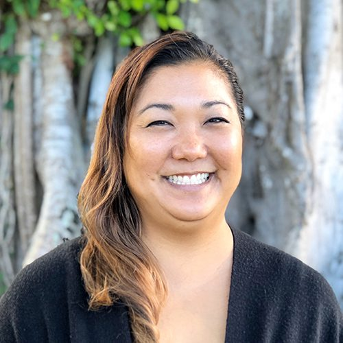 Michelle Baptiste: College Planning Advisor (Honolulu) TRiO: Educational Talent Search
