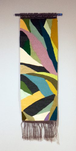Along the Way by Kathy Tosh; Tapestry