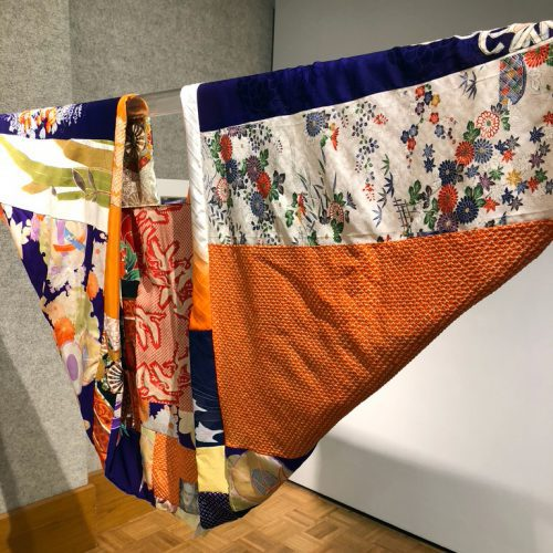 Tribute Jacket by Elizabeth Kent; Dan Foley Changed the Social Fabric Sewing